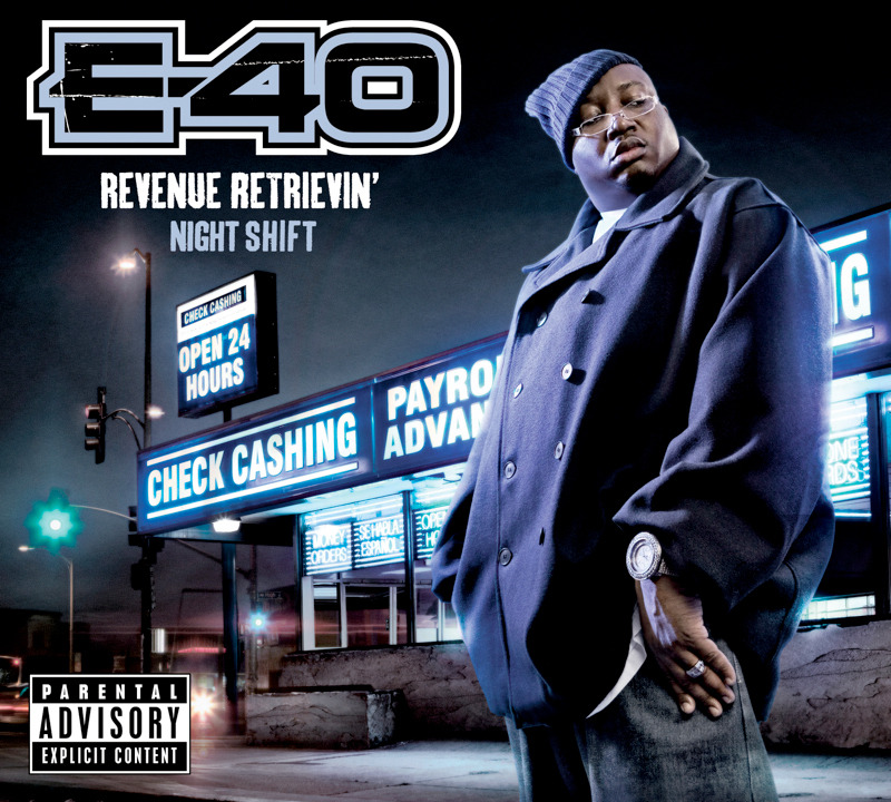 e 40 revenue night