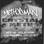 Method Man – Crystal Meth (Album Flyer)