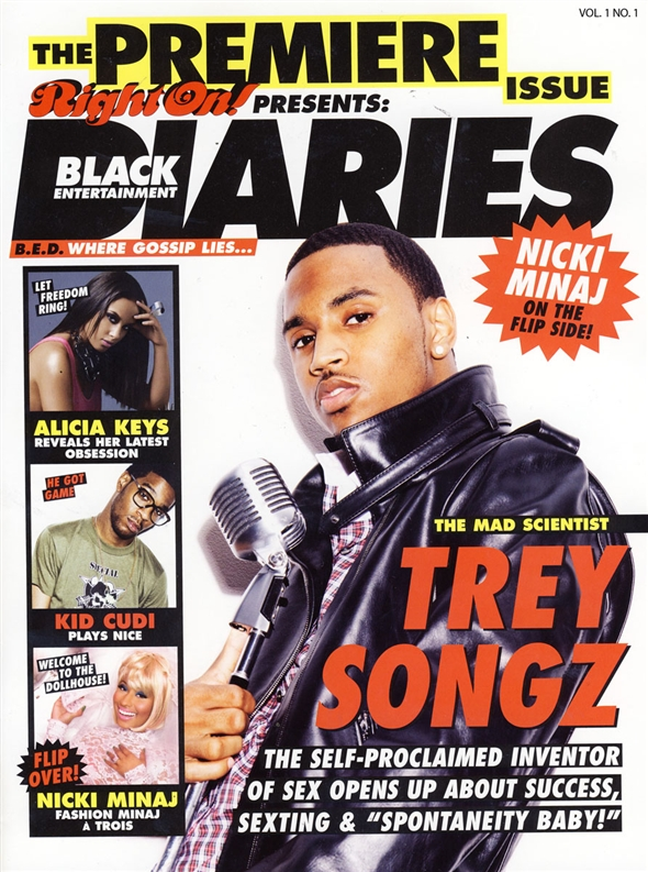 trey songz right on