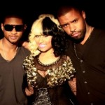 usher nicki shoot 150x150