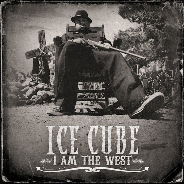 ice cube i am the west HQ