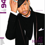 Usher Covers 944 Magazine (Atlanta / April 2010)
