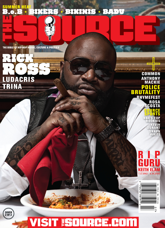 rick ross covers the source june july hiphopnmore