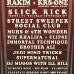 Rock The Bells 2010 Lineup