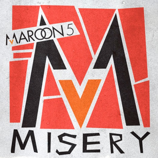 Here's their new single 'Misery', having that trademark Maroon 5 sound,