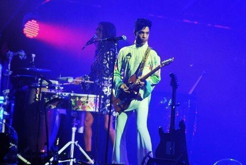 prince perform europe