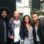 John Legend & The Roots – 'Wake Up Everybody' (Feat. Common & Melanie Fiona)