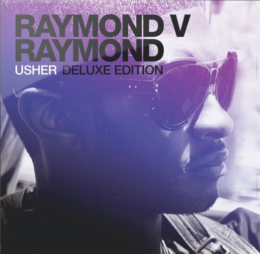 Usher Album Cover Usher – Raymond V. R...