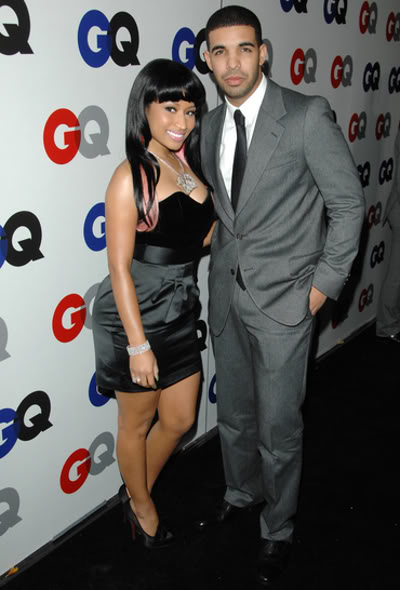 nicki minaj and drake married pictures. Drake amp; Nicki Minaj Not