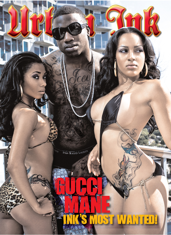 Rick Ross Covers Urban Ink Magazine · Trina Covers Kontrol Magazine