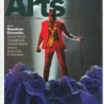 Kanye West Feature In TIME Magazine