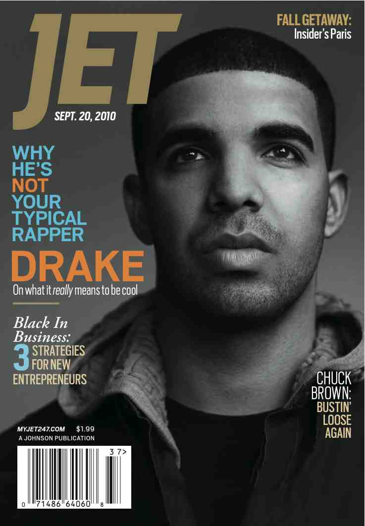 Drake Covers JET Magazine | HipHop-N-More