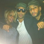 In The Studio: Swizz Beatz, Lenny Kravitz & Mary J. Blige