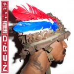 N*E*R*D – <i>Nothing</i> (Album Cover)