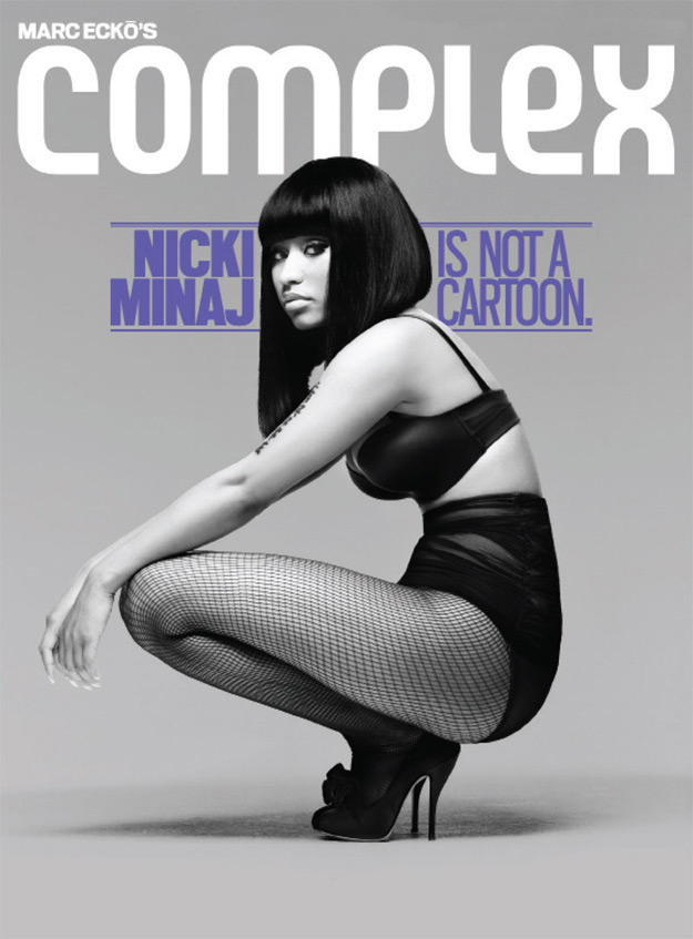 Nicki Minaj has the alternate