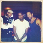 In The Studio: Ryan Leslie, Kanye West & Swizz Beatz