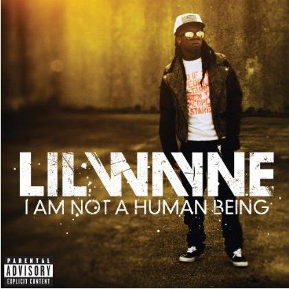 wayne not human being cd