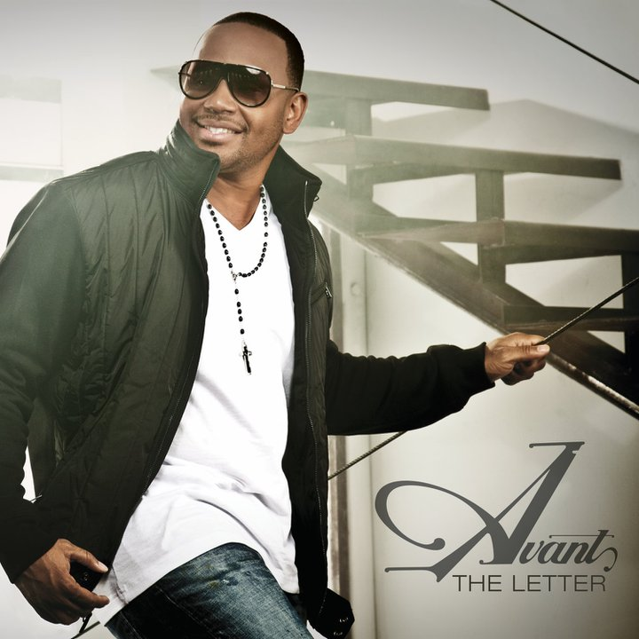 Avant – The Letter (Album Cover) | HipHop-N-More