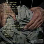 Lloyd Banks – <i>The Hunger For More 2</i> (Back Cover & Track List)