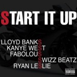 Lloyd Banks – 'Start It Up' (Single Artwork)