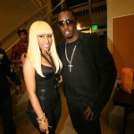 Nicki Minaj Sacks Diddy As Manager