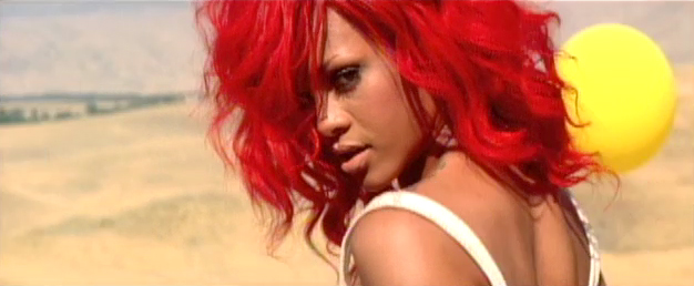 Rihanna Only Girl In The World Video Screen Shots