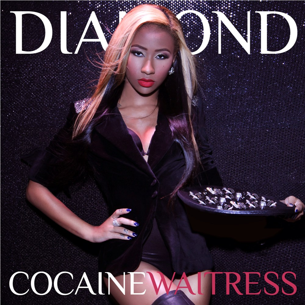 diamond cocaine waitress