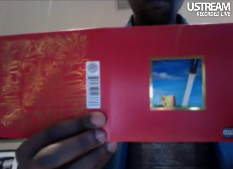 Kanye West – My Beautiful Dark Twisted Fantasy (Album Cover & Track List)