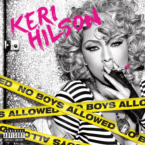 keri hilson album cover
