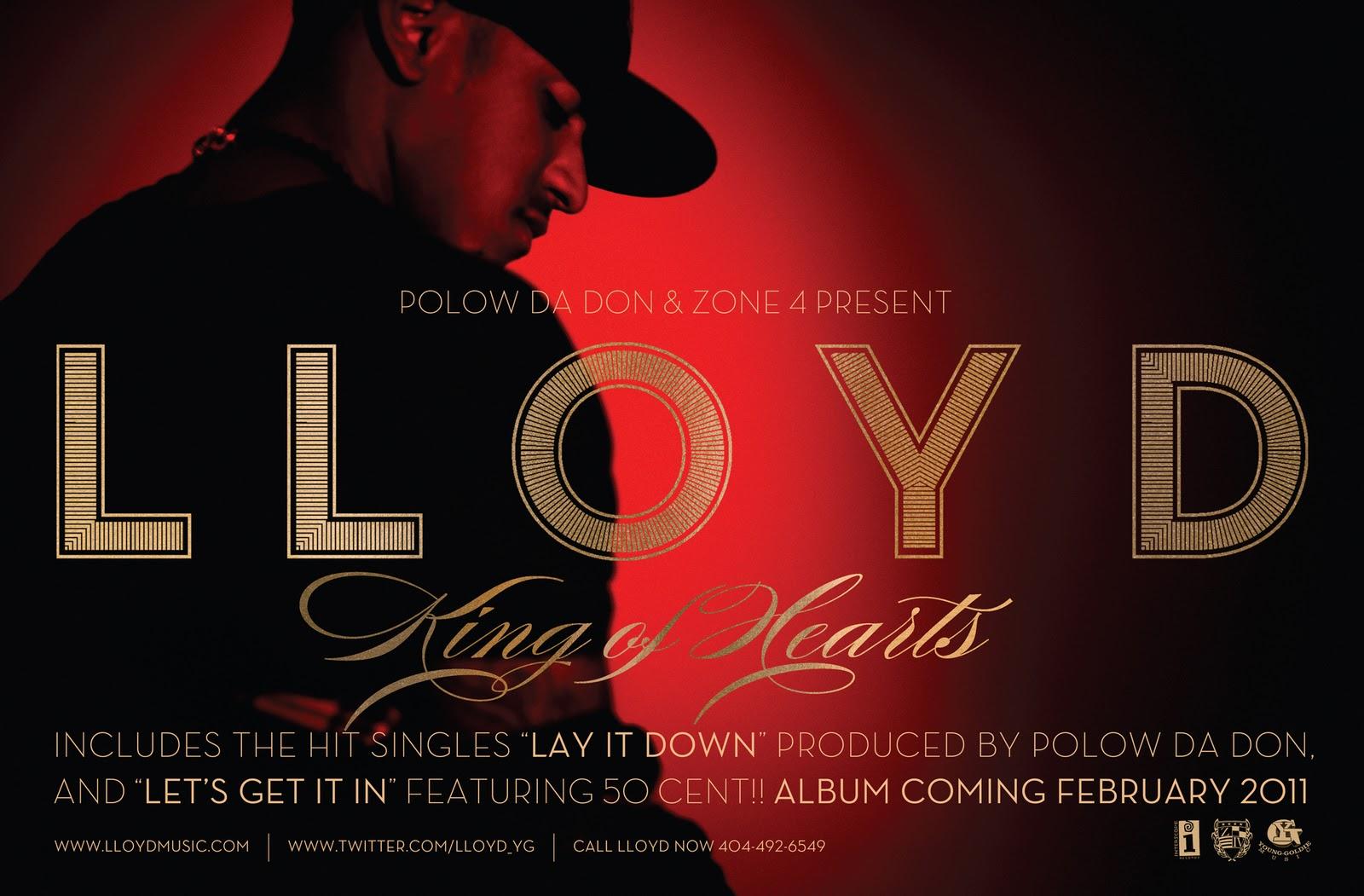 LLOYD - King Of Hearts 602527570082 CD A6365   eBay