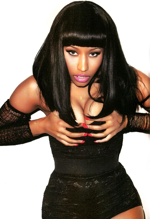 nicki minaj black men 1