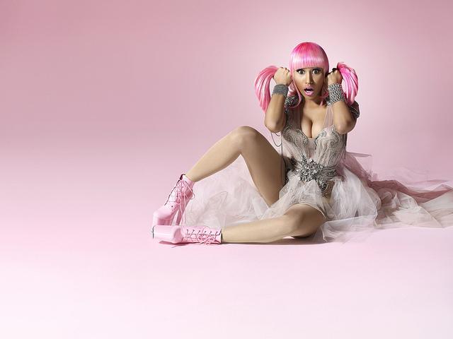 nicki minaj pink friday album songs. nicki minaj pink friday promo