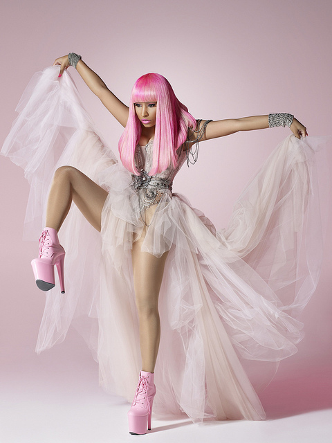 Pink Friday in stores November 22nd. Sidebar: Nicki Minaj Wall Street