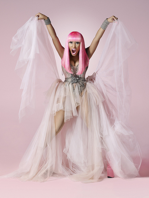 Nicki Minaj 'Pink Friday' Promo Pics · Nicki Minaj – Pink Friday (Album