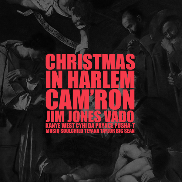 Kanye West – 'Christmas In Harlem' (Feat. Various Artists ...