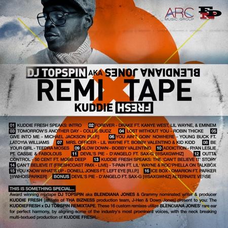 remix tape back