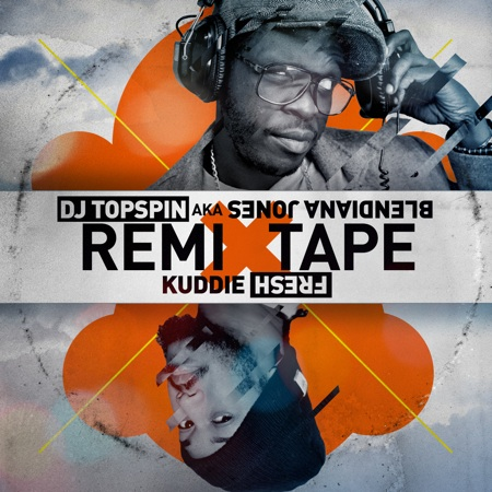 remix tape front
