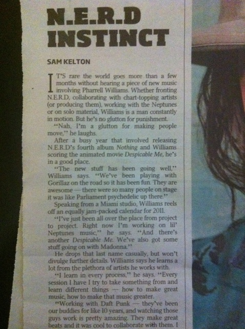 the herald sun neptunes article
