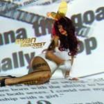 On The Sets: Rihanna – 'S&M'