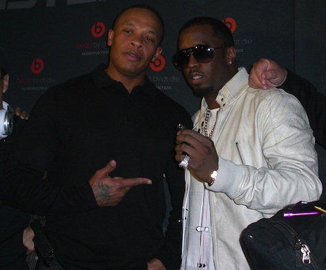 dr dre diddy