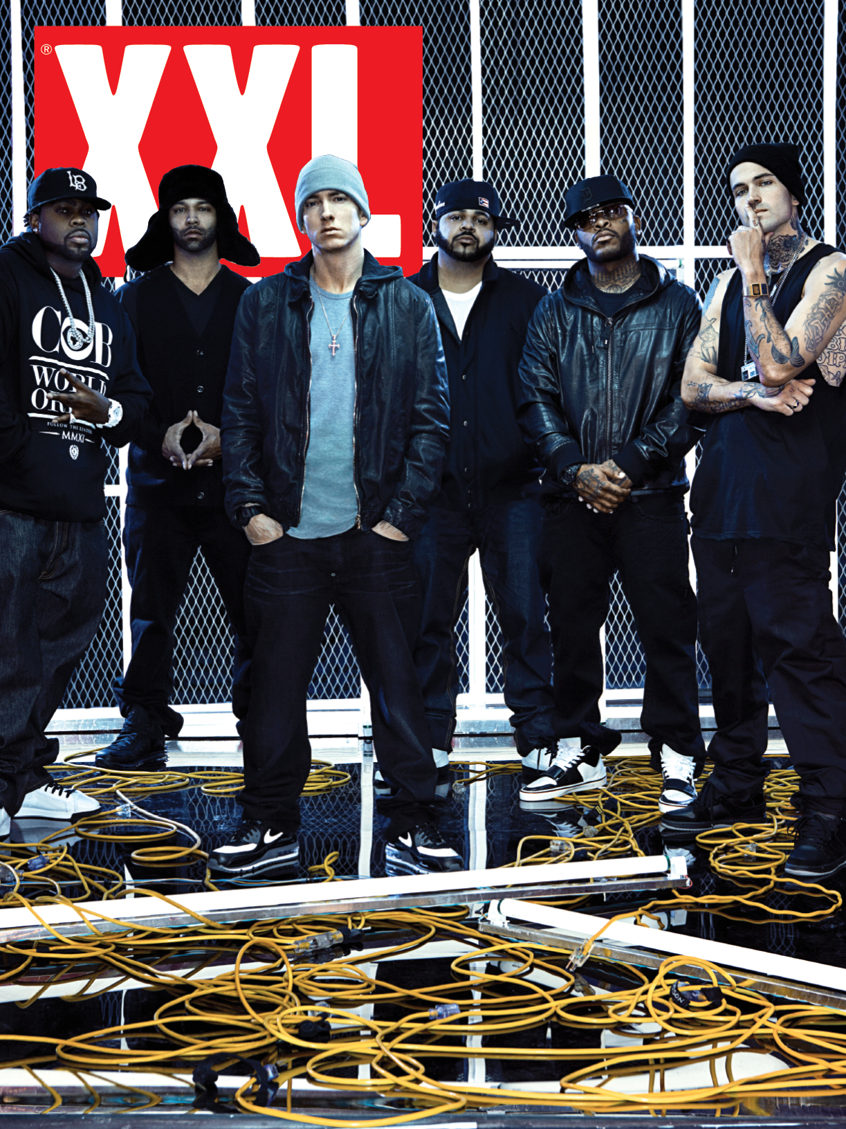 �Yelawolf and Slaughterhouse