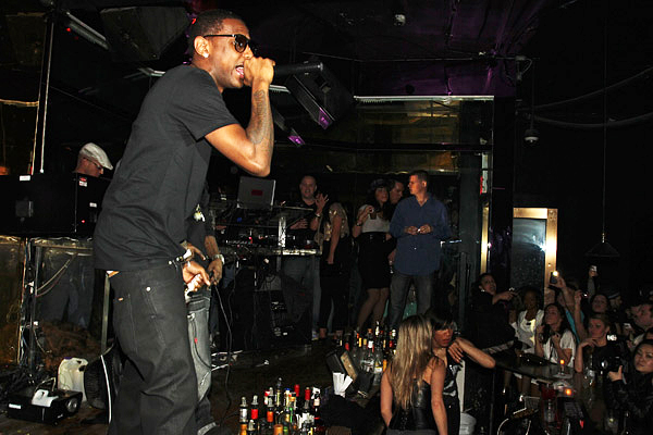 fabolous perform 7
