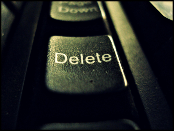 88 keys delete
