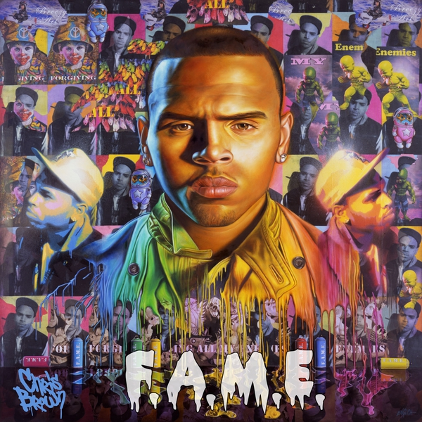 chris brown fame