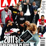 'XXL' Freshman Cover For 2011