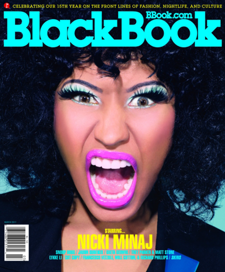 nicki minaj 2011 photoshoot. Check out the photo shoot