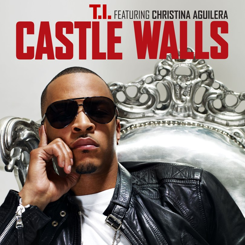 Christina Aguilera T.i.-castle-walls