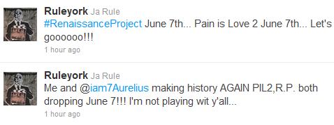 ja rule pil 2 release