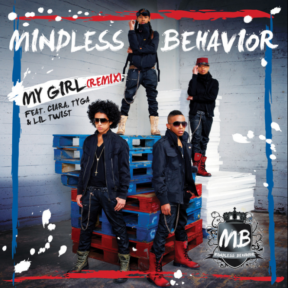 mindless behavior my girl remix