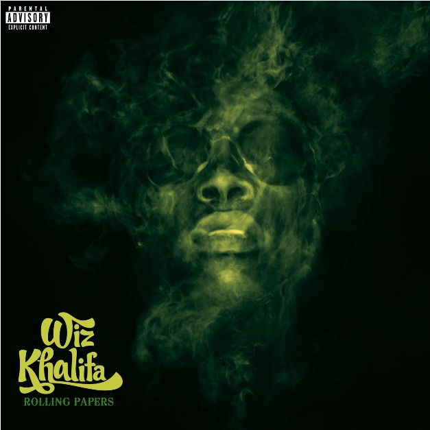 wiz khalifa album cover black and. wiz khalifa roll up album